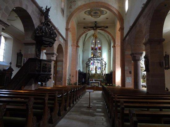 Collegiale Saint Michel et Saint Gangolphe