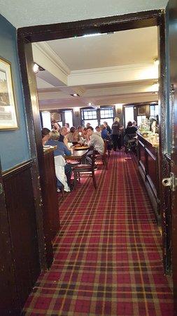 Deacon Brodie's Tavern : Sala superiore
