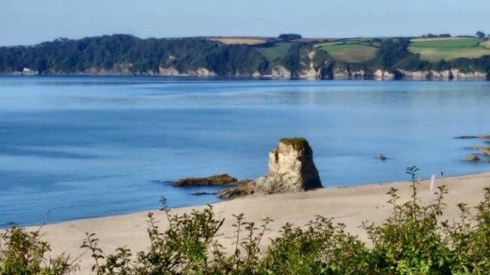 St Austell, UK: Carlyon Beach