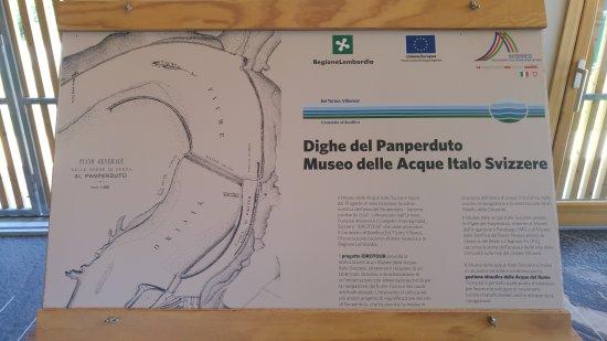 Somma Lombardo, Italia: Dighe del Panperduto