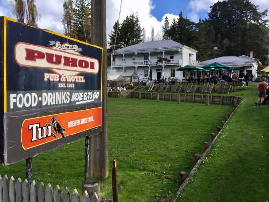 The Puhoi Pub & Hotel