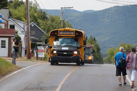 La Baie, Canada: L'anse Saint Jean