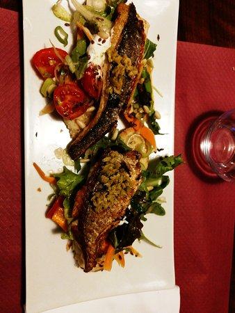 Vrbnik, Kroasia: Restaurant Nada
