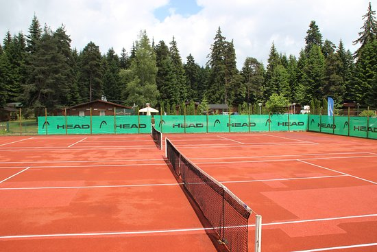 tennis club borovets