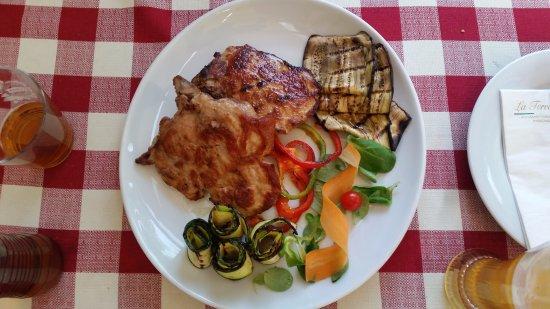 Nyiregyhaza, Ungarn: Sült szelet