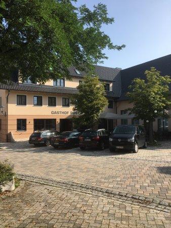 Bad Groenenbach, Tyskland: Die Post Hotel