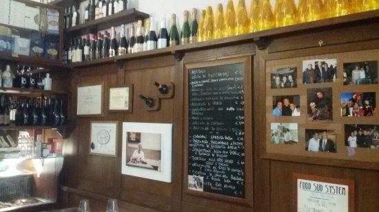 Cerignola, Włochy: Hostaria U Vulesce Vino e Cucina