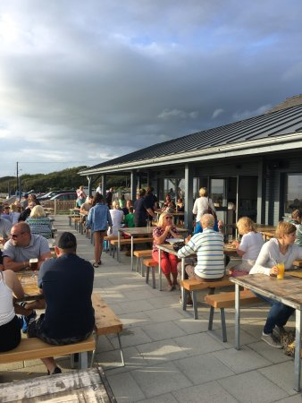 Llanaber, UK: Great time at the Norbar and Barmouth