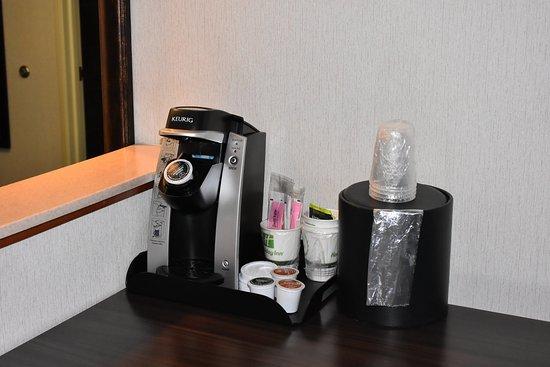Holiday Inn West Yellowstone: coffee maker