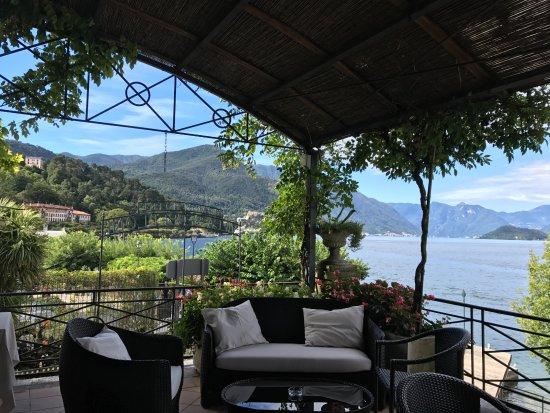 Grand Hotel Villa Serbelloni : Outside bar area