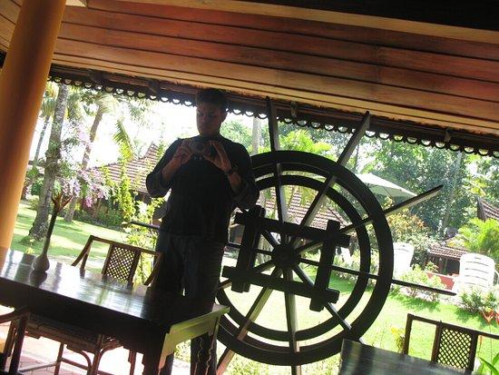 Kayaloram Heritage Lake Resort : View