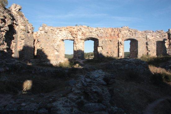Castillo de San Leonardo de yague