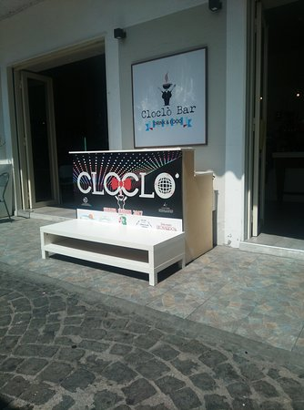 Agerola, Italien: CLOCLO'BAR