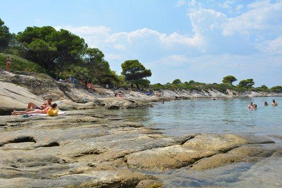 Vourvourou, Griechenland: Παραλία Καρύδι, Βουρβουρού, Χαλκιδική