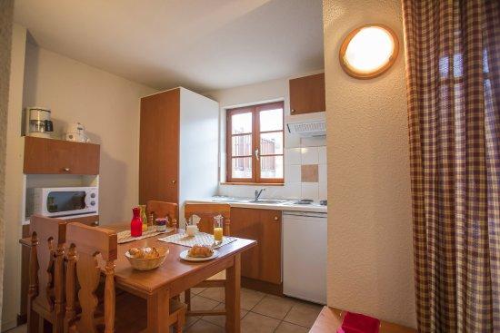 Residence Les Chalets D'Estive : Studio pour 4 personnes