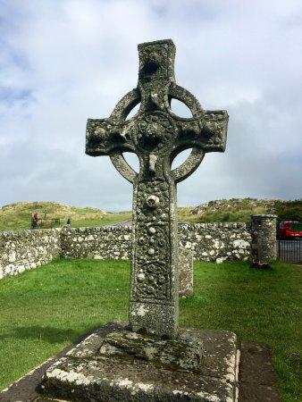 Port Ellen, UK: The Kidalton Cross