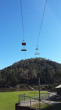 Launceston, Australia: The chairlift - worth it