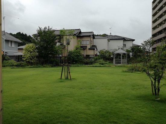 Kikugawa, اليابان: テラスからの風景