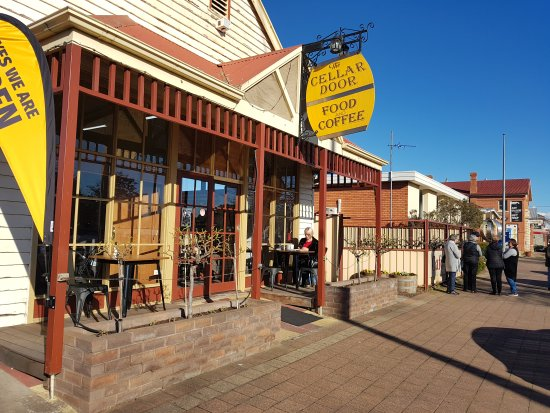 Stratford, Australia: More than just coffee