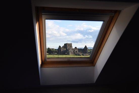 O'Briens Cashel Lodge: La vista dalla camera