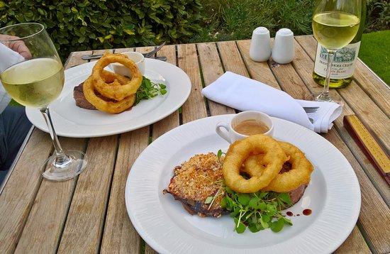 Quorn Grange Hotel: Amazing food