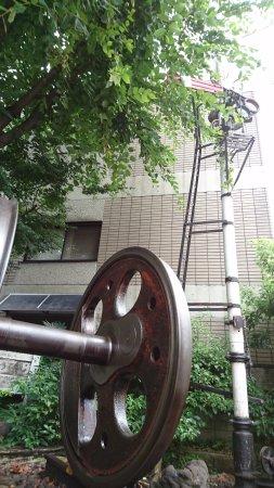 ميغورو, اليابان: 信号機(鉄道用)もあります