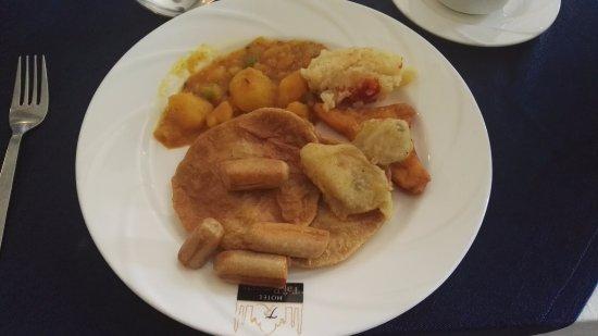 Hotel Taj Resorts: Breakfast