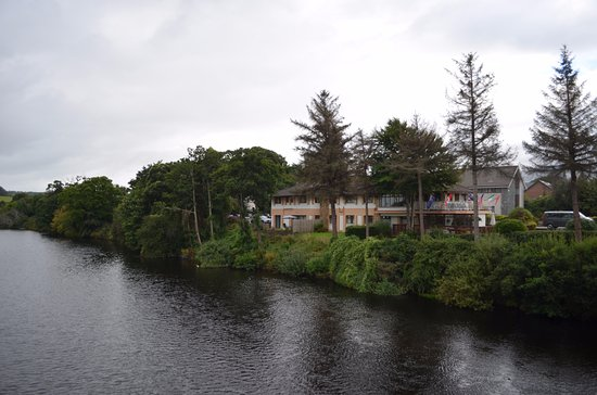 Killarney View House, taken from the bridge on Muckross Rd.