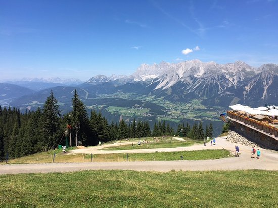 Schladming, Autriche : View