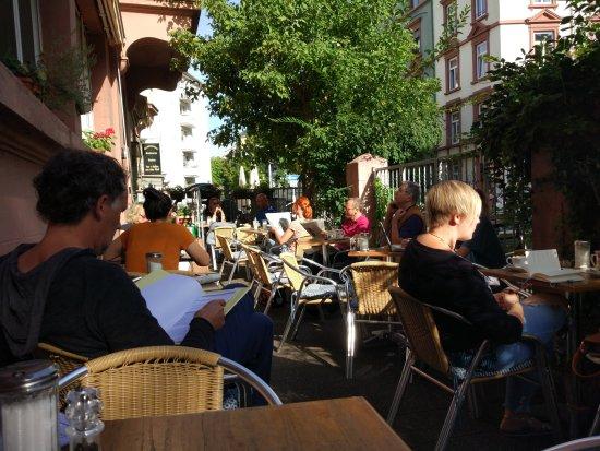 Kaffee Kante Frankfurt
