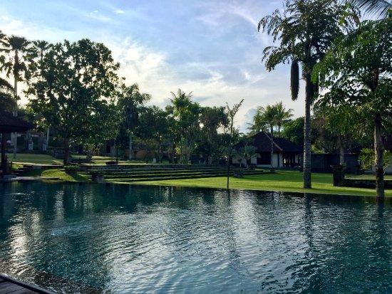 The Chedi Club Tanah Gajah, Ubud, Bali – a GHM hotel: Hotel Pool & Grounds