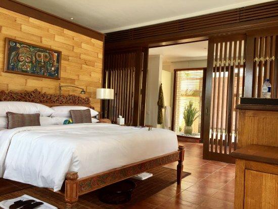 The Chedi Club Tanah Gajah, Ubud, Bali – a GHM hotel: Our Villa