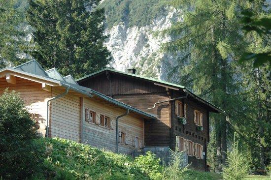 Oberaichwald, Avusturya: Bertahütte - Wanderung auf die Ferlacher Spitze