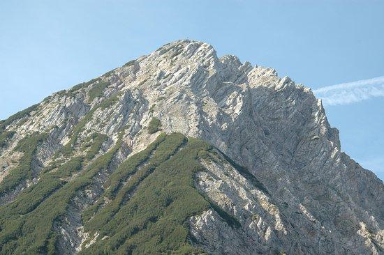 Oberaichwald, Austria: Mittagskogel - von der Bertahütte aus