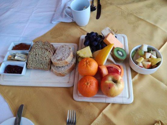 Renvyle, Irlanda: Una piccola parte della colazione