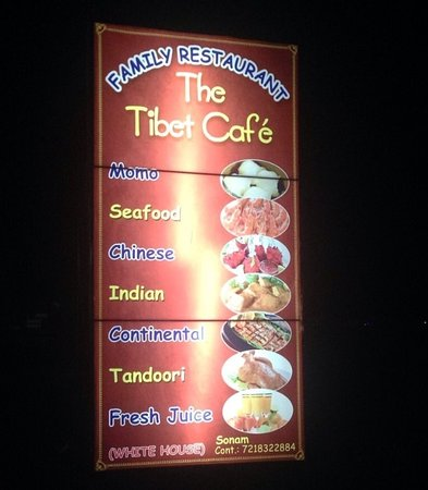 The Tibet Cafe