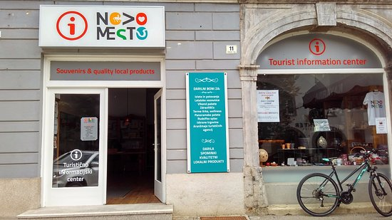 Tourist Information Centre Novo Mesto