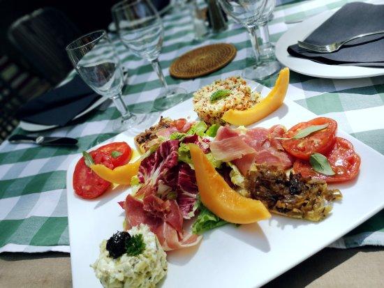La Louche a Beurre: Assiette gourmande