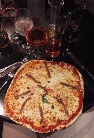 Il Monte Cristo: Pizza aux anchois (33 cm)