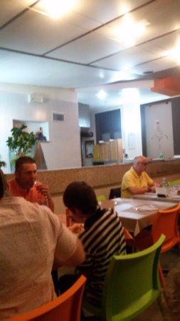 Bolzano Novarese, Italia: La pizzeria
