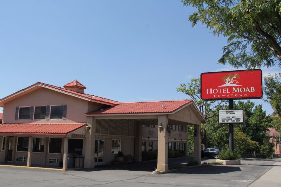Hotel Moab Downtown Photo
