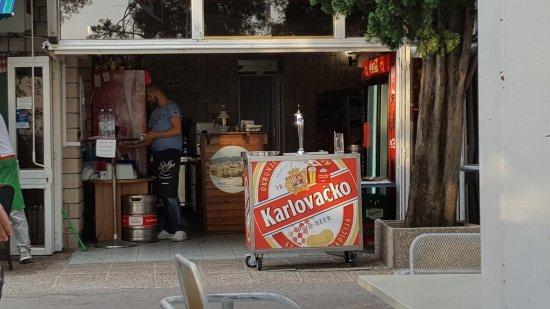 Драмаль, Хорватия: einfach aber zweckmässig