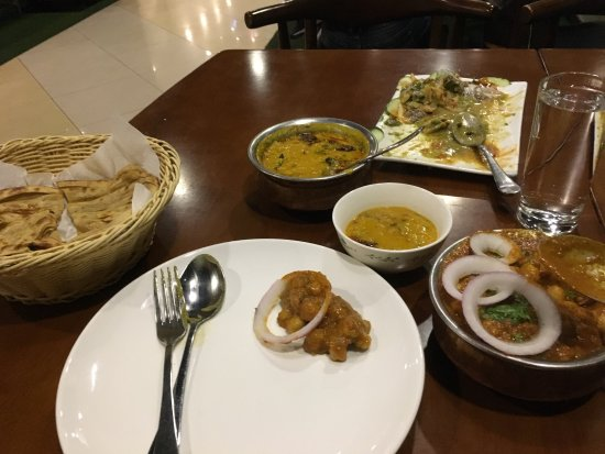 Namaste india thai restaurant authentic north south for Authentic south indian cuisine