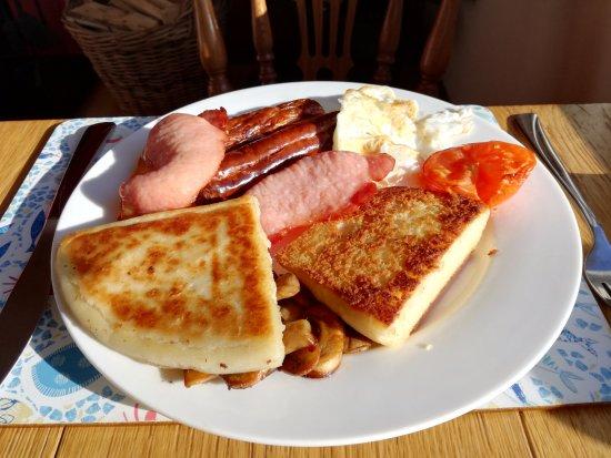 Ardglass, UK: Irish breakfast