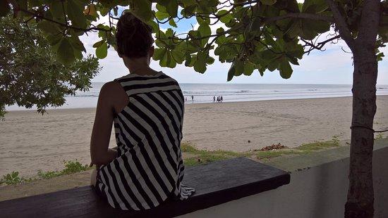 Tola, Никарагуа: Views from the bar at Waikiki