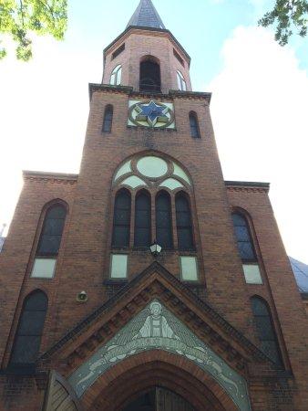 Kościół Najświętszej Maryi Panny Wniebowziętej - Gwiazda Morza