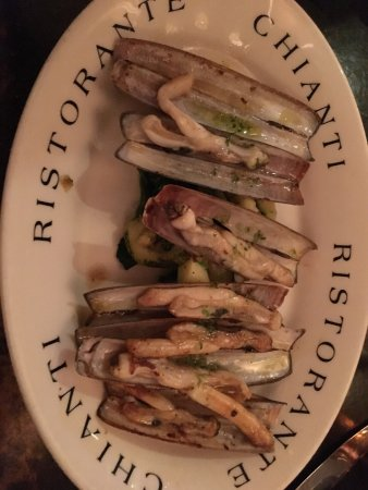 Chianti Restaurant Saratoga New York