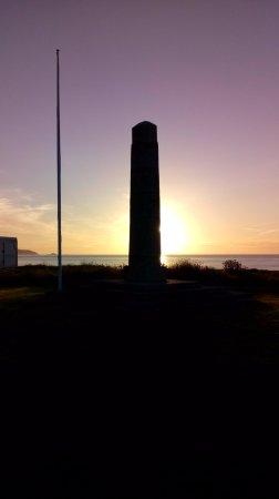 Slapton, UK: War Memorial