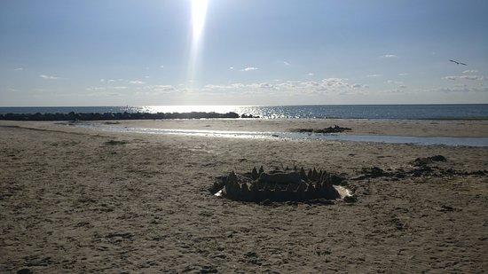 Cape Charles public beach
