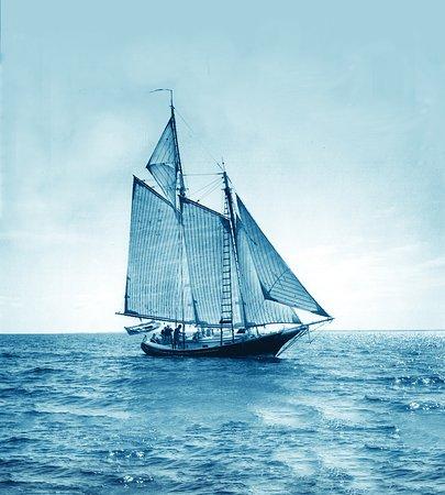 Sail Deliverance, Greenport NY